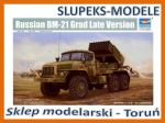 Trumpeter 01014 - Russian BM-21 Grad (Late Version)