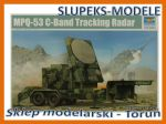 Trumpeter 01023 - MPQ-53 C-Band Tracking radar 1/35