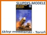 Trumpeter 01040 - US M901 Launching Station w/MIM-104F Patriot SAM System PAC-3 1/35