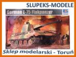 Trumpeter 01539 - German E-75 Flakpanzer 1/35