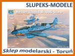 Trumpeter 02296 - Messerschmitt Bf 109 G-6 Early 1/32