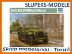 Trumpeter 02346 - Soviet GAZ-67B Military Vehicles 1/35