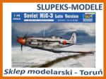 Trumpeter 02831 - Soviet MiG-3 Late Version 1/48