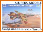 Trumpeter 02855 - Russian MiG-23ML Flogger-G 1/48