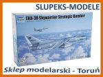 Trumpeter 02872 - EKA-3B Skywarrior strategic bomber 1/48