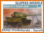 Trumpeter 05588 - IS-2 Soviet Heavy Tank 1/35