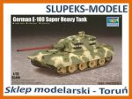 Trumpeter 07121 - German E-100 Super Heavy Tank 1/72