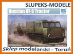 Trumpeter 09514 - Russian AT-S Tractor 1/35