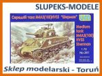 UM 381 - Medium Tank M4A3 Sherman