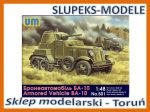 UM 501 - Armored Vehicle BA-10 1/48