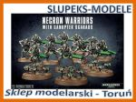 Warhammer 40000 - Necron Warriors With Canoptek Scrabs (49-06)