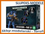 Warhammer 40000 - Space Marine Intercessors +Paint Set (60-11)