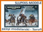 Warhammer 40000 - Space Wolves Thunderwolf Cavalry (53-09)
