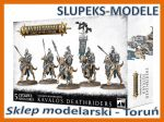 Age of Sigmar - Ossiarch Bonereapers Kavalos Deathriders (94-27)