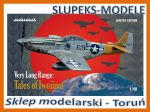 Eduard 11142 - VERY LONG RANGE: Tales of Iwojima P-51D Limited edition 1/48