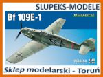 Eduard 84158 - Bf 109E-1 Weekend Edition 1/48