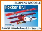 Eduard 8487 - Fokker Dr.I Weekend edition 1/48
