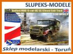 Gecko Models 35GM0027 - Bedford MWD 15-cwt 4x2 GS (Closed Cab) Truck 1/35