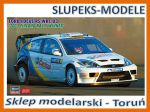 Hasegawa 20380 - Ford Focus RS WRC 03 - 2003 Rally Finland Winner 1/24