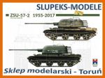 Hobby 2000 35001 - ZSU-57-2 1955-2017 w/bonus (11 Painting and Marking) 1/35