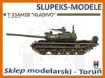 Hobby 2000 35002 - T-55AM2B Kladivo (bonus: 4 painting and marking) 1/35