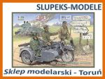 IBG 35002 - BMW R12 with sidecar Military - 2 in 1 1/35