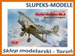 ICM 32041 - Gloster Gladiator Mk.II WWII British Fighter 1/32