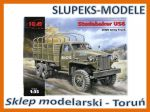 ICM 35511 - Studebaker US6 WWII Army Truck 1/35
