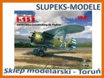 ICM 48099 - I-153 WWII China Guomindang AF Fighter 1/48