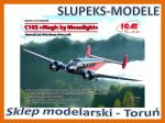 ICM 48186 - Beech C18S Magic by Moonlight Airshow Aircraft 1/48