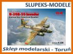 ICM 48281 - B-26B-50 Invader, Korean War American Bomber 1/48