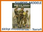 Italeri 15603 - WW II U.S. Infantry - 1/56 (28mm)