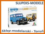 Italeri 3630 - Toyota BJ44 Land Cruiser Hard top or Soft top 1/24