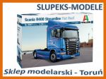 Italeri 3947 - Scania R400 Streamline Flat Roof 1/24
