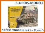 Italeri 6564 - Sd.Kfz.173 JAGDPANTHER with winter crew 1/35