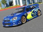 Subaru Impreza WRC 2004 Monte Carlo Rally Edition 190mm