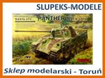 Meng Model TS-035 - German Medium Tank Sd.Hfz.171 Panther 1/35
