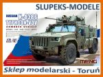 Meng VS014 - Russian K-4386 Typhoon-VDV Armored Vehicle 1/35