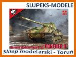 Model Collect UA35001 - German Medium Tank E-50 Panther II 1/35