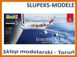 Revell 03882 - Emirates A380-800 United for Wildlife Aircraft Model 1/144