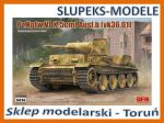 Rye Field Model RM-5036 - PZ.KPFW.VI AUSF.B (VK36.01) with workable Track Links 1/35
