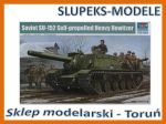 Trumpeter 01571 - Soviet SU-152 Self-propelled Heavy Howitzer 1/35
