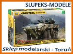 Zvezda 3696 - IFV Bumerang (Russian 8x8 Armored Personell Carrier) 1/35